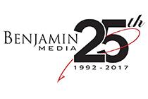 Benjamin Media Inc. 25th Anniversary