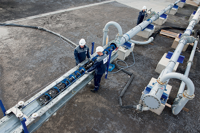 Oil & Gas Pipeline Rehabilitation