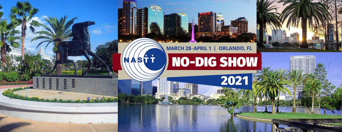 NASTT No-Dig Show 2021
