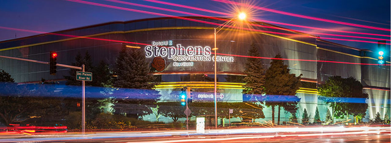stephens convention center